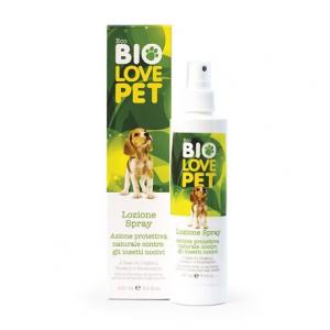 Bema Bio Love Pet Lozione Spray protettiva contro insetti nocivi