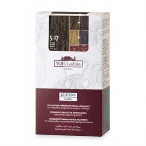 Tinta Capelli Colore Ice Coffee Numero 5.17