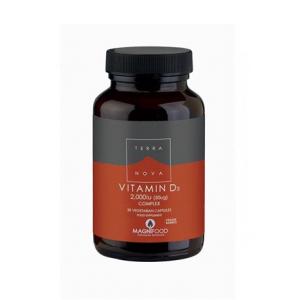 Terranova Vitamina D3 Complex