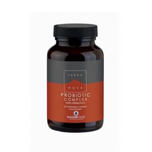 Terranova Probiotici Complex con Prebiotici