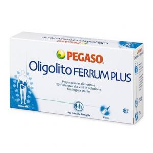 Oligolito Ferrum Plus