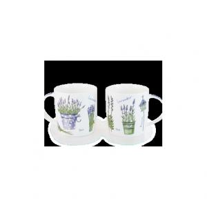Tazza con Lavanda (vaso stretto)