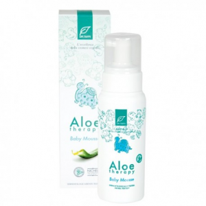 Aloe Therapy Baby Mousse Detergente