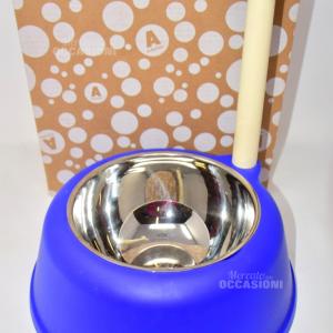 Ciotola Per Cani Alessi Blu
