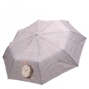Braccialini - Ombrello mini viola con stampa orologio cod. BC841