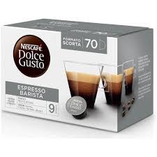 70 Capsule Nescafè Dolce Gusto Barista