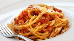 Bucatini all'Amatriciana (6 persone)