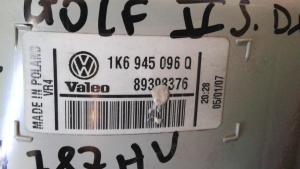 Fanale post parte esterna dx usato originale Volkswagen Golf serie dal 2003 al 2009