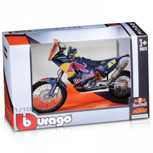 BBURAGO Wrb Motorcycles KTM 1/18 Motorcycles Model toy child junior 745