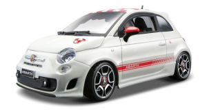 BBURAGO Abarth 500 1/24 miniature toy model collectible car kit 191