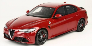 BBURAGO Alfa Romeo Giulia 2016 1/43 miniature model collectible collection 567