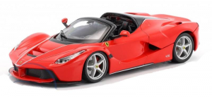 BBURAGO Ferrari Open 1/24 miniature model collectible car kit baby 271