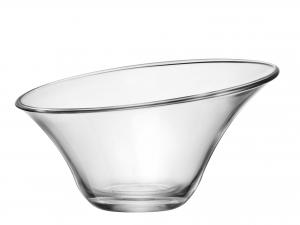 BORMIOLI ROCCO Set 12 Glass Bowl Alfa Transp Cl25 Ct12 Made in Italy Italy