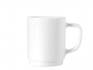 BORMIOLI ROCCO Set 12 Mug Mug Milky Opal Cl34 Breakfast Made in Italy Italy