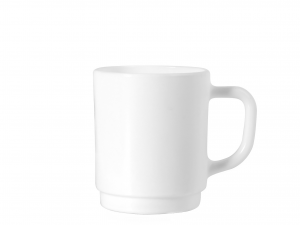BORMIOLI ROCCO Set 24 Mug Mug Milky Opal Cl25 Breakfast Made in Italy Italy