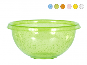 CHIO Acrylic Salad Bowl Assorted Colors Cm26 Cups Cups And Bowls