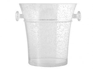 CHIO Champagne Acrylic Bucket Kitchen Utensils