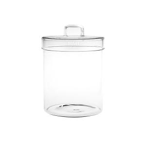 H&H Jar Borosilicate Borosilicate Cover Lt0.85 Jars Italian Style Exclusive Brand