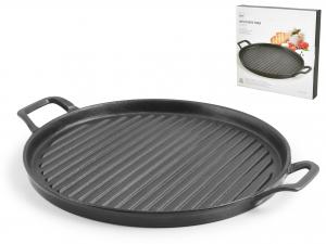 H&H Cast iron grill Tonda CM31 Italian Style Exclusive Brand Italy
