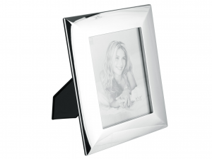 H&H Silver Photo Frame Cm15X20 Frames And Mirrors Italian Style Exclusive Brand