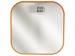 HOME Orange Electric Scales 150 Rohs Exclusive Brand Design Italian Style