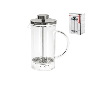 HOME PROFESSIONAL Infuser borosilicate stainless cc350 Breakfast Italian Style