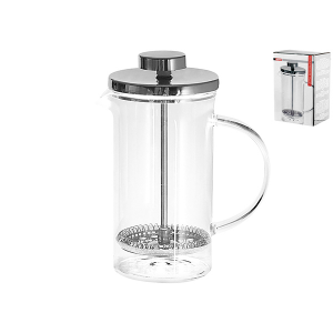 HOME PROFESSIONAL Infuser borosilicate stainless CC600 Breakfast Italian Style