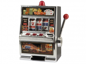 HOME Piggy Bank Slot Machine 31 Objects Exclusive Brand Design Italian Style