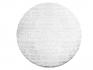 HOME Pack 6 Dishes Pizza Fashion Transparent Glass Dishes Top Italian Brand