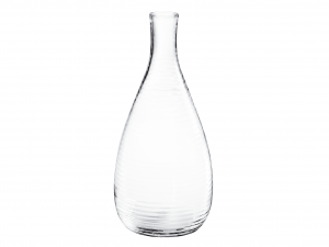 HOME Vase Blown Glass Maasai 35 Cm Exclusive Brand Design Made in Italy