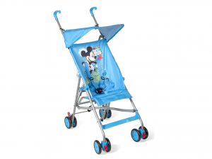 LULABI Umbrella Strollers Disney Mickey Nursery Baby Exclusive Italian Style