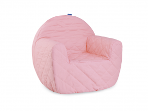 LULABI Armchair Padded Pink Baby Bedroom Baby Exclusive Design Italian Style