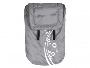 LULABI Gray Bag For Stroller Nursery Baby Exclusive Brand Design Italian Style