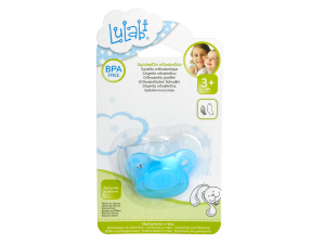 LULABI Set 12 Orthodontic Silicone Pacifiers Male 3M Bedroom Baby  Italy