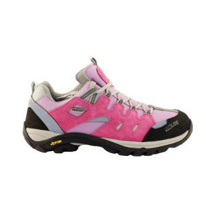 NWLITE Nordic Walking Shoes Woman ACTIVE VIBRAM Fuxia water resistant breathable