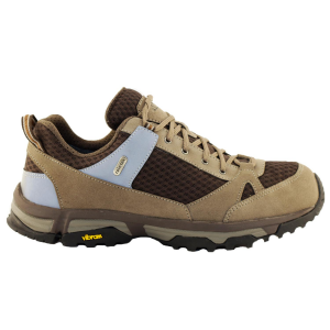 NWLITE ACTIVE PRO VIBRAM Nordic Walking Shoes Man  Brown water resistant breathable