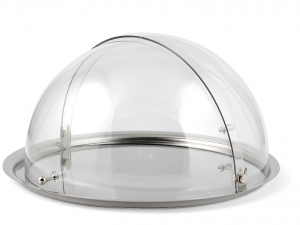 OFFICINE STANDARD plate with dome CM46 h23 Dishes Exclusive Italian Design Brand