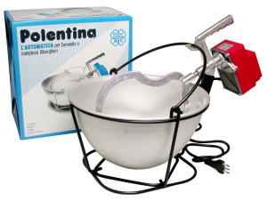 Automatic Electric aluminum pot cm32 LT9 Pans preparation Top Italian Style
