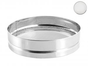 PINTI INOX Sieve fish cm30 hole 6x6 Kitchen  Exclusive Italian Design Brand