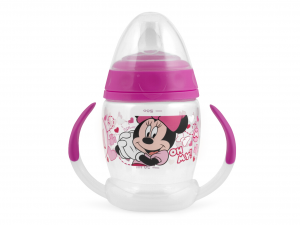 LULABI Polypropylene Cup First Sips Minnie 3 200 Ml Exclusive Italian Design