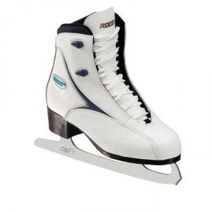 ROCES Ice Skates Adult Rfg1 450511 White Exclusive Brand Design Italian Style