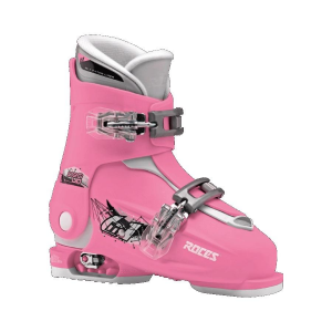 ROCES Junior ski boots adjustable IDEA UP taglia 19-22 pink 450491