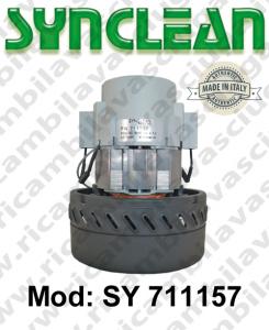 Motore di aspirazione SYNCLEAN SY711157 pour aspirateur et autolaveuses