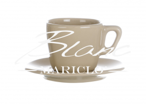 Tazza Caffe Beige shabby chic Blanc MariClo Cloud Collection