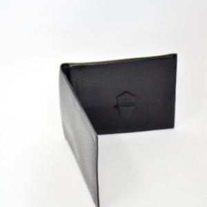 Portafoglio Nero Pelle Patente