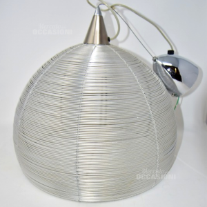 Lampadario Ideal Lux Metallo