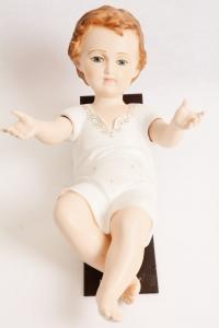 Gesù Bambino in Resina 43 cm GB43R