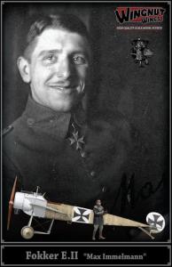 """Fokker E.II """"Max Immelmann"""