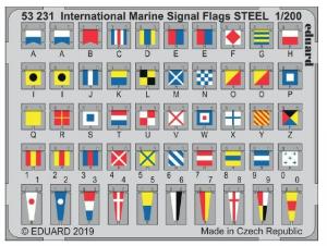 International Marine signal flags
