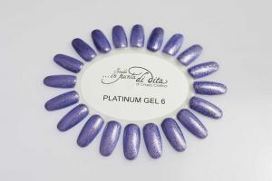 Platinum gel 6